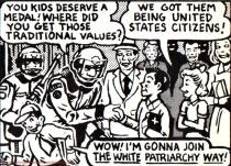 Vintage Cartoon Alternative Comics 1970s