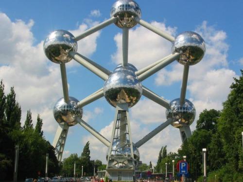 Brussels Worlds Fair 1958 Atomium