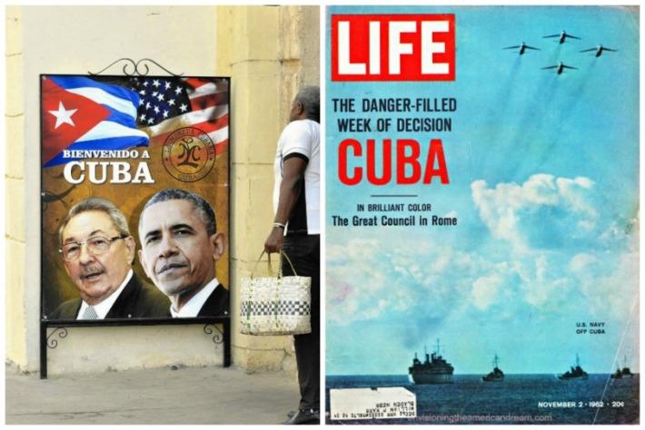 Cuba-Obama-Visit-Cuban Missile Crisis 1962