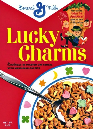 food cereal lucky-charms box