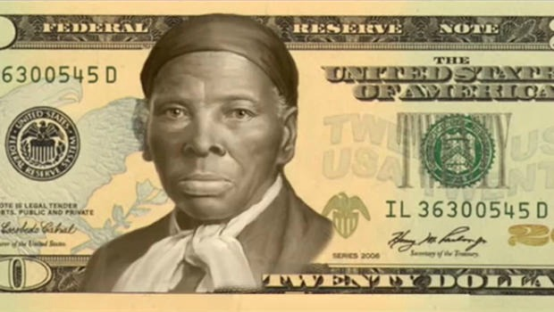 Harriet Tubman 20 dollar bill