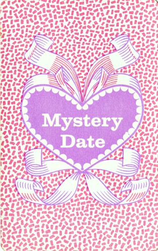 Mystery Date Game Card