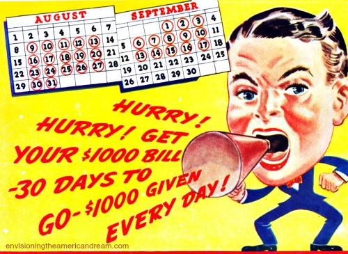 Oxydol Contest 1937 ad