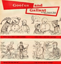 Goofus and Gallant Highlights Magazine
