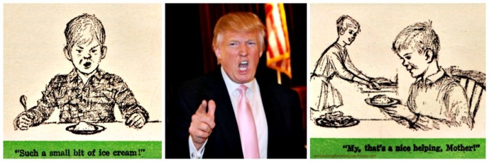 Goofus Gallant and Donald Trump