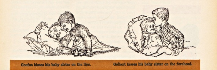 Goofus Gallant Highlights Magazine