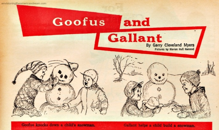 Goofus Gallant Hightlights