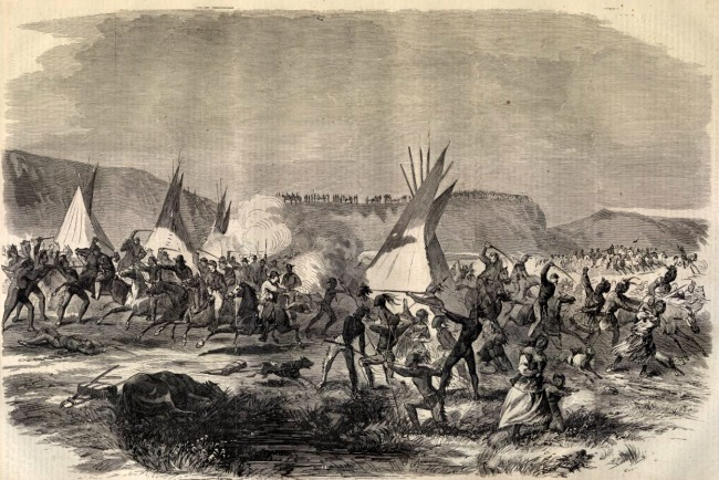 Great Sioux war 1876