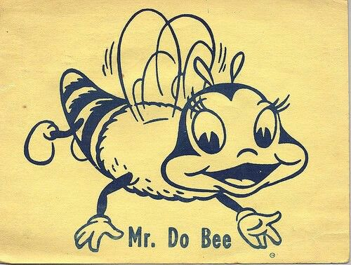 Romper Room Mr Do Bee
