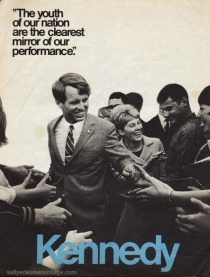 Robert Kennedy Campaign For President 1968