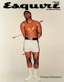 Muhammad Ali Esquire Magazine