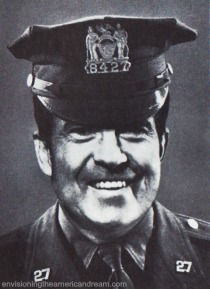 Richard Nixon Law and Order candidate 1968