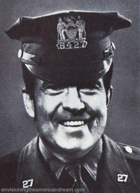 Nixon as cop Law and Order 1968