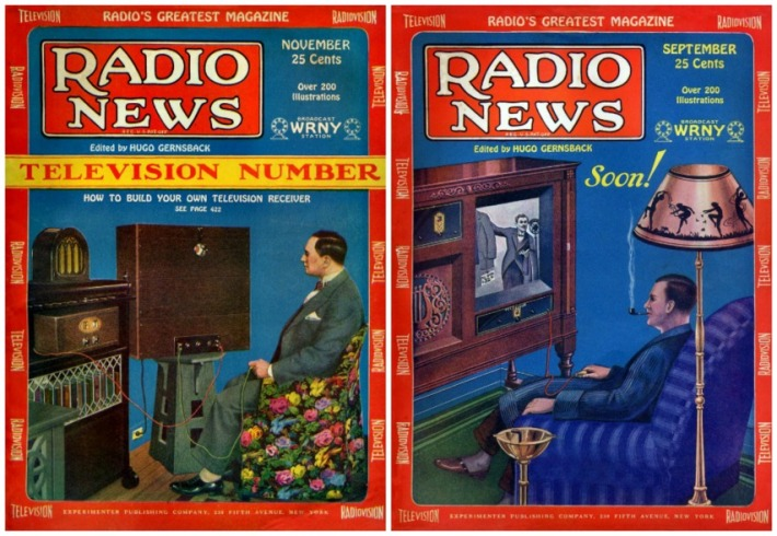 Radio News television