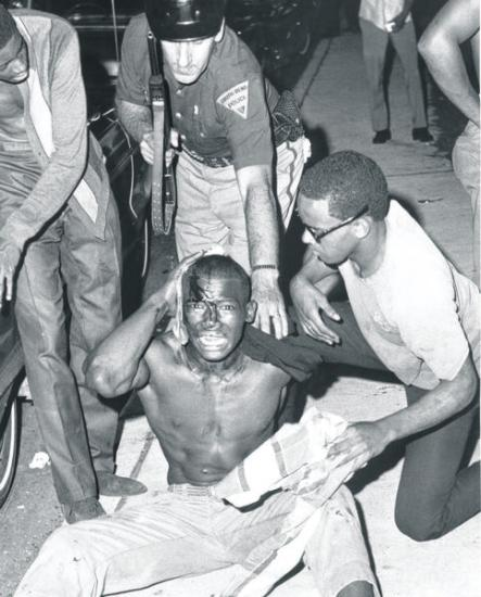 riots southbend 1967