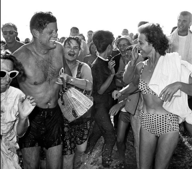 JFK Bathing Suit