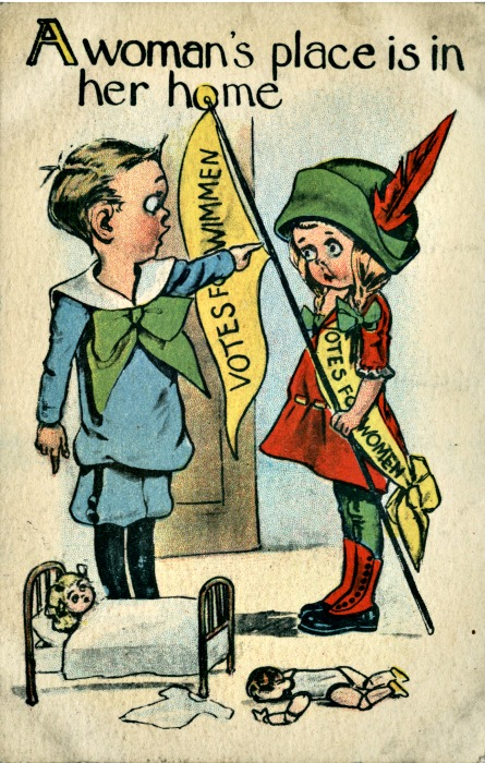 suffragettes-a-womans-place