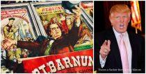 PT Barnum and Donald Trump