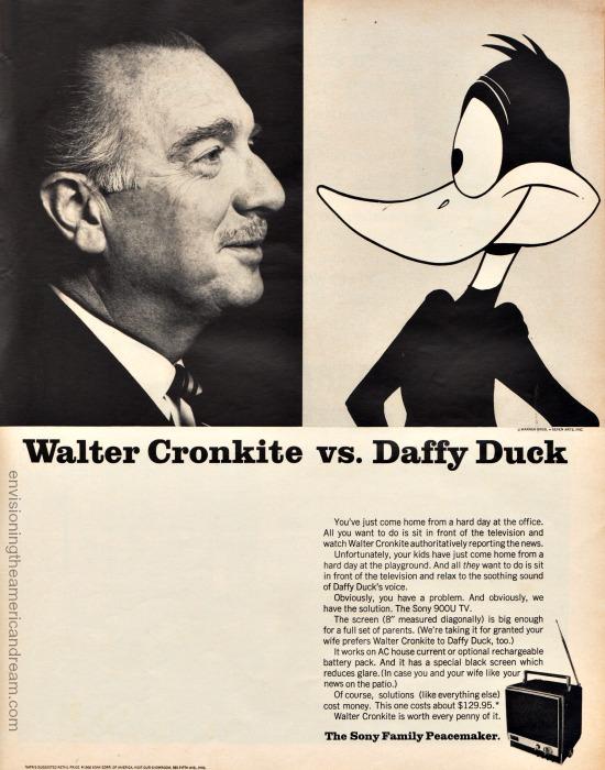walter-cronkite-daffy-duck