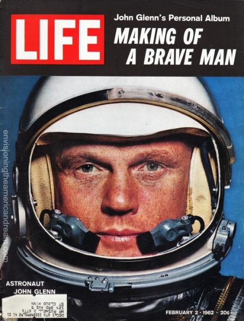 john-glenn-Life Magazine 1962