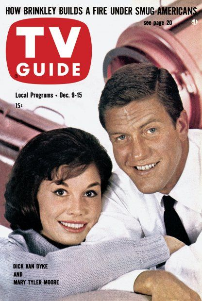 mary-and-dick-van-dyke-TV Gude Cover 1961