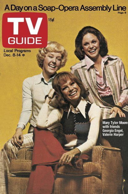 mary-tyler-moore-show-TV Guide 1973