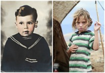 Unwanted Refugee Children Then and Now