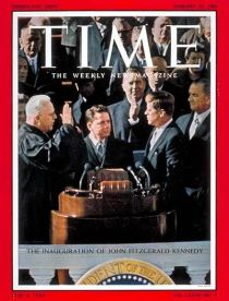 Time Magazine JFK inauguration