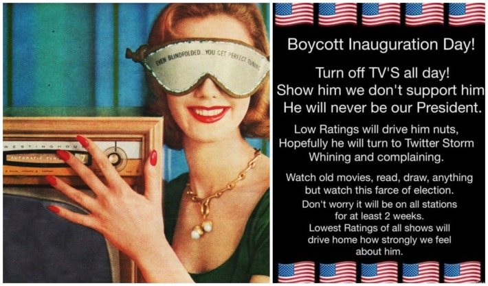 trump-boycott-inauguration-day-no-tv