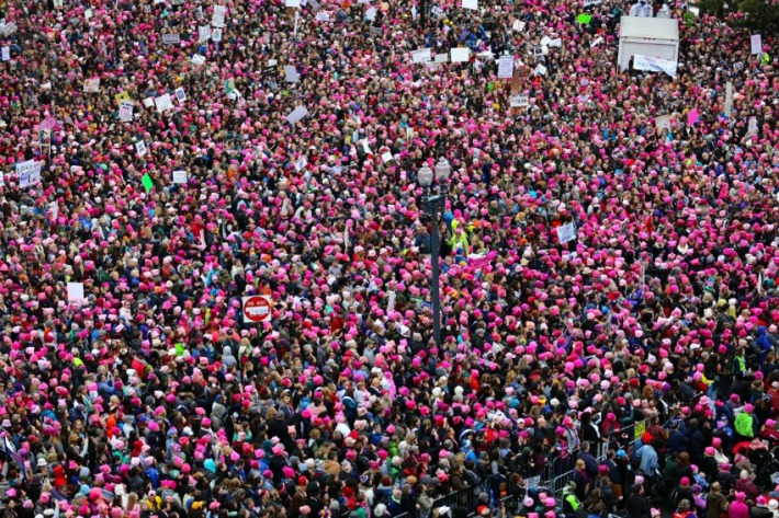 Womans March on Washington 2017