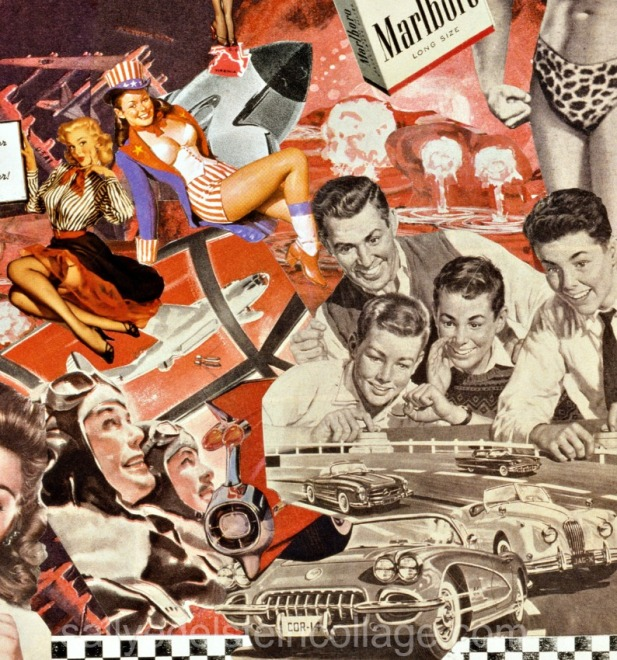 sally-edelstein-art-collage-supersize-cold war culture
