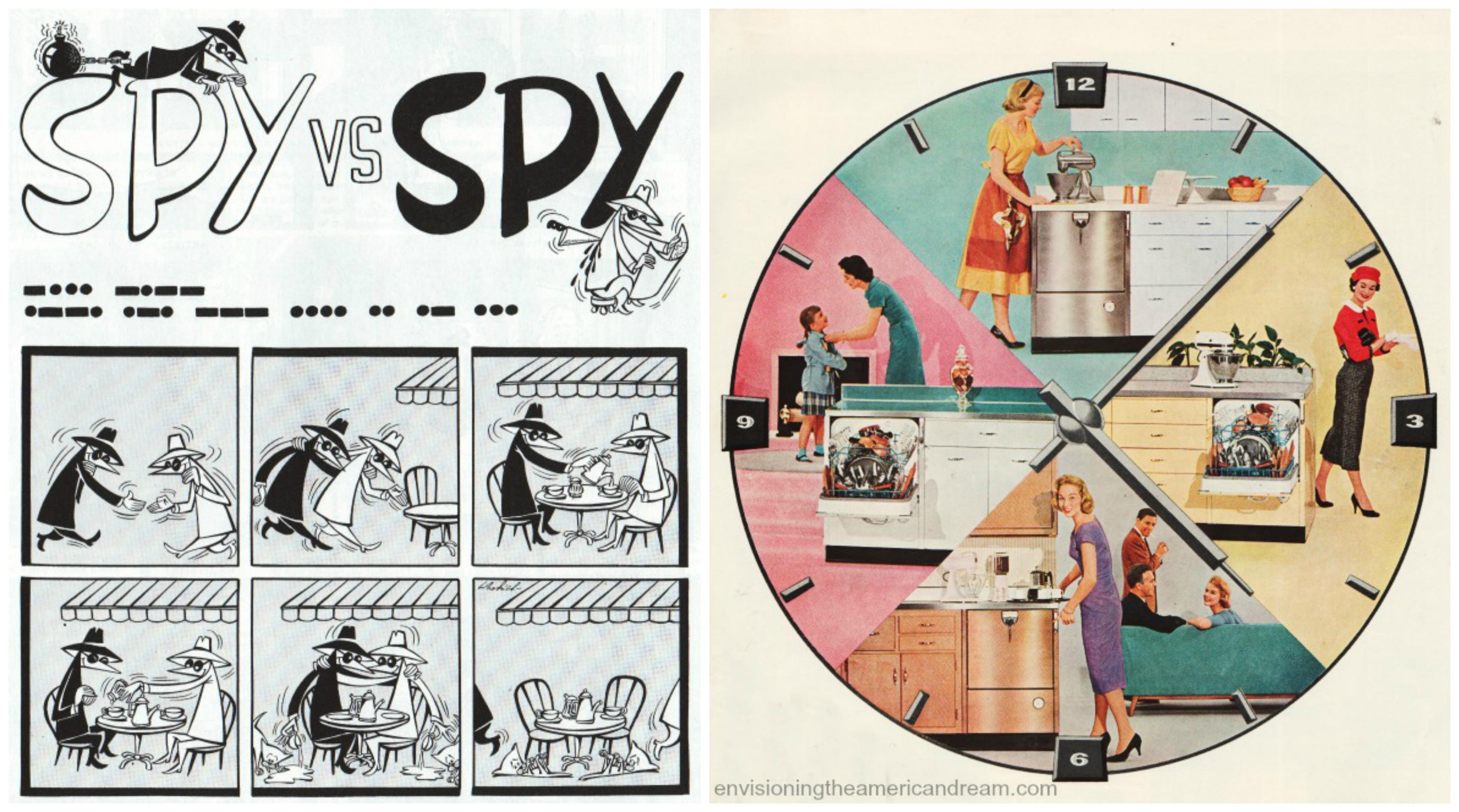 Cold War Spyware