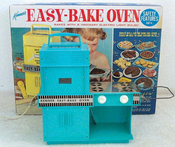 Kenner's Easy Bake Oven