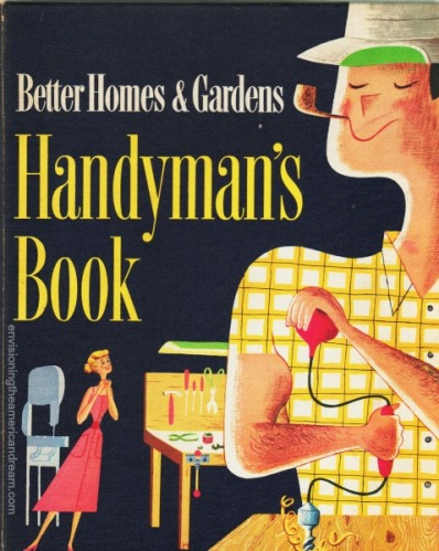 Bettter Homes & Gardens Handymans Book