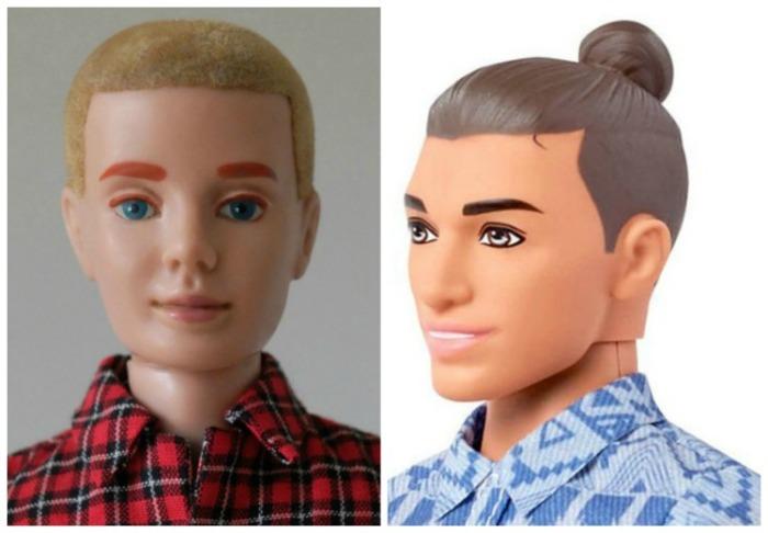 Original Ken Doll 1961 2017 Ken with Man Bun