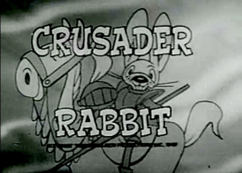 Crusafder Rabbit Cartoon