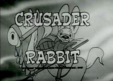 Crusafder Rabbit Cartoon