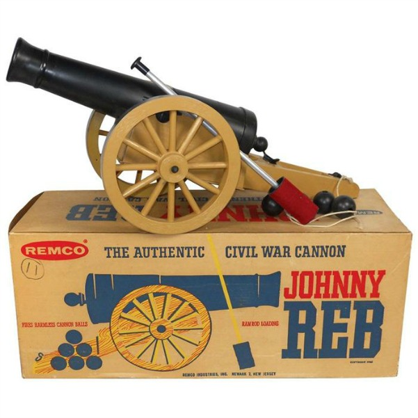 Johnny Reb Cannon