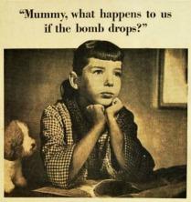 Vintage Nuclear Preparedness ad