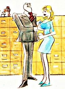 vintage penthouse cartoon 1970