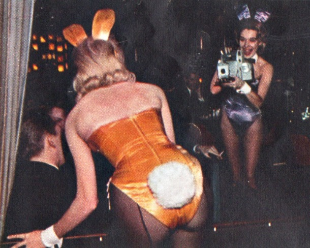 Playboy Bunnies at the Playboy Club, New Orleans, March 1962
