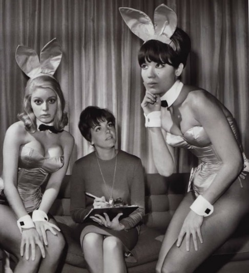 Playboy Bunny and Bunny Mother