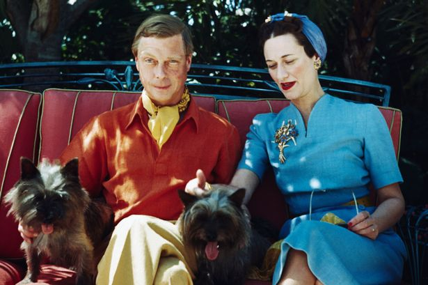 Duke and Duchess of Windsor