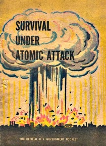 US Govt booklet Survive under an Atomic attack