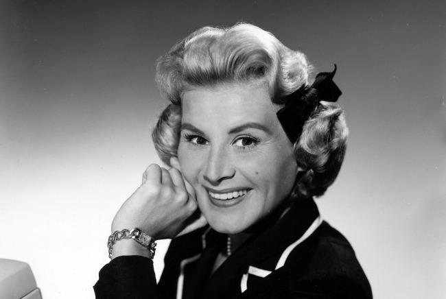 Rose Marie as Sally Rogers Dick Van Dyke Show