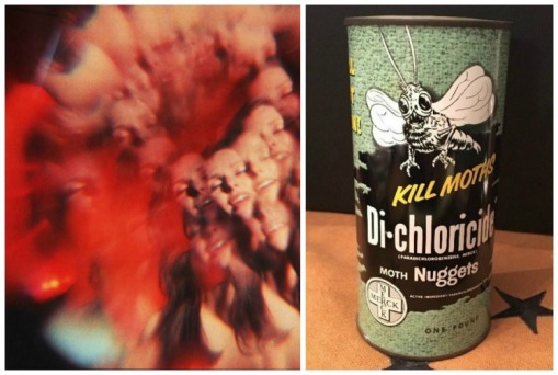 can of Di Chloricide moth proof and confusion