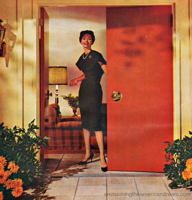 housewife welcome to mid century home