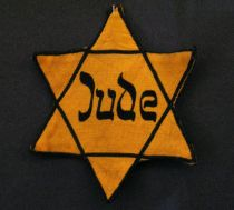 jewish-star-of-david worn by German Jews