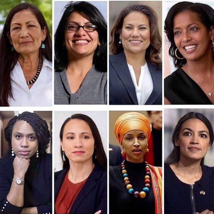 Election 2018 Midterm Diversity Women