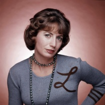 penny Marshal as Laverne